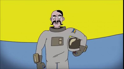 Хохол в космосе