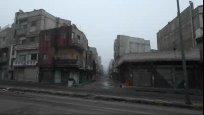 Сирия, Хомс-столица революции.
