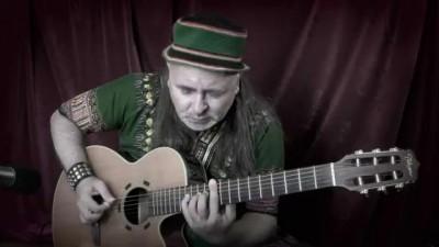 Fear Of The Dark - Iron Maiden - Igor Presnyakov - acoustic interpretation