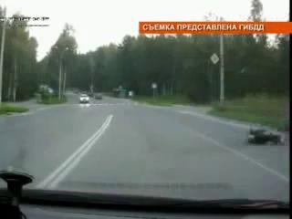 Новоуральск ДТП Ленина-Комарова 15.08.2013