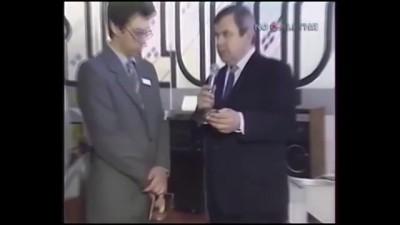 Первый советский лазерный проигрыватель CD
