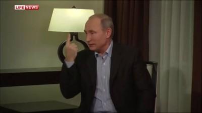 Путин о курсе рубля.Немножко обесценился