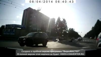 ДТП Кемерово 04.08.2014