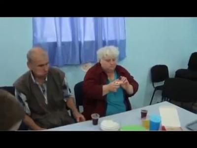 Беженцы из Горловки поставили на место украинского журналиста