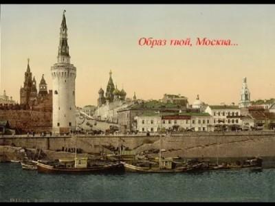 Виктор Пузо - экскурсия по ночной Москве