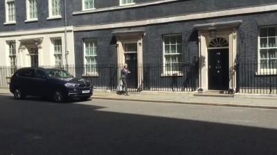 Тереза Мэй кандидатом на пост премьер-министра Великобритании