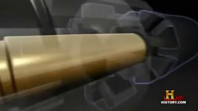 Многоствольная стреляющая система Gatling