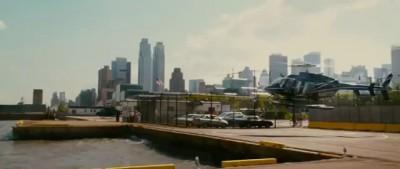 Диктатор полет на вертолете