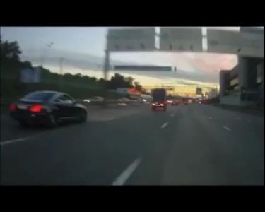 Авария на ТТК в Москве, Infiniti FX35