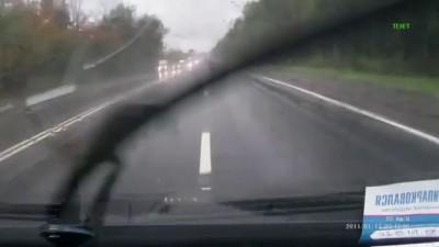 ДТП на Новорязанском шоссе 24.09.2013