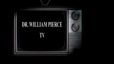 Уильям Пирс - евреи наша беда.