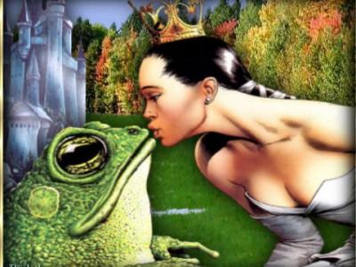 Grimm - Der Froschkцnig oder der eiserne Heinrich