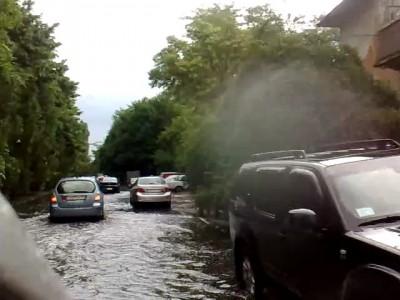 Дождь в Краснодаре