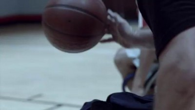 guinness wheelchairs basketball commercial