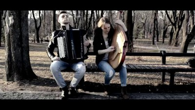 B&B Project, Metallica nothing else matters (bandura and accordion cover) Металлика бандура и ба