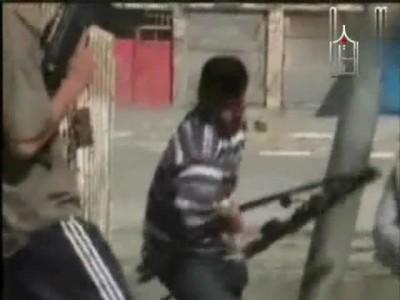 Сирийский снайпер