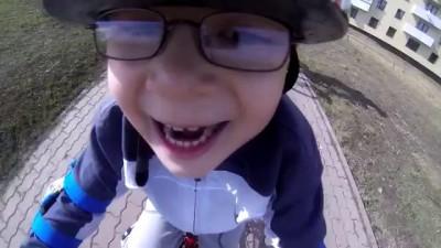 Давай Кирилл! (Let's bike Kirill)