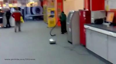 Wi Fi пылесос / Wi Fi vacuum cleaner