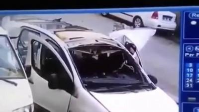 Курение в машине