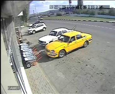 ДТП Белгородская обл. Губкин 12.09.2013
