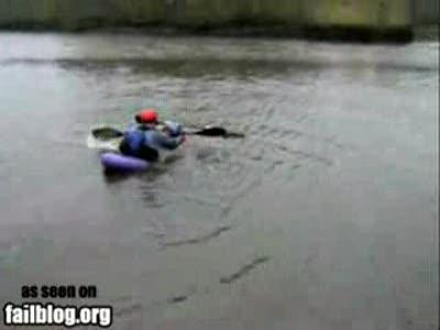 подводный каяк