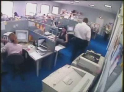 Спокойная офисная работа