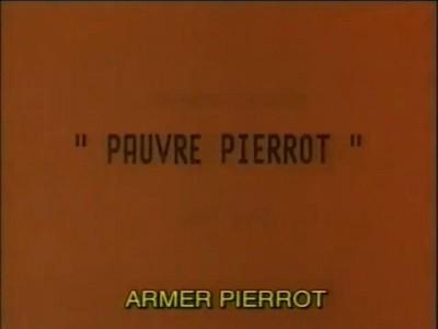 Бедный Пьеро