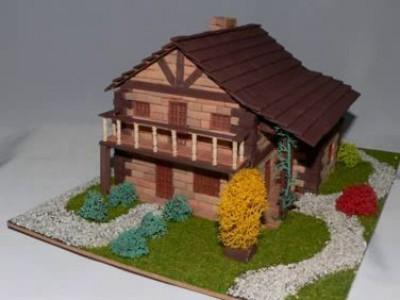 Keranova Дом в горах - 30216