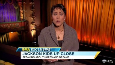 Exclusive Michael Jackson's Children - ABC News.mp4