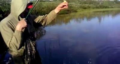 Мега клев!Супер рыбалка.