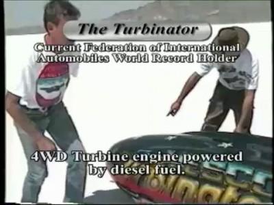 Vesco Turbinator 2001 год