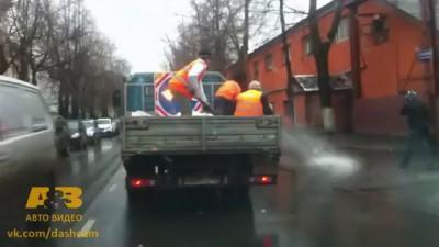 ЛКН на дорогах России