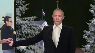 Новогоднее обращение В.В.Путина 2013