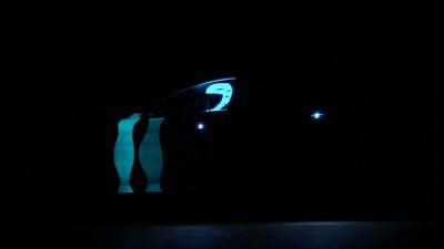Электролюминисцентная краска для Tesla