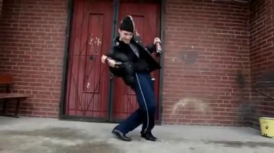 Танец гопнега