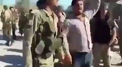 المجاهدون يطردون القوات الأميريكية في بلدة الراعي بريف حلب الشمالي ويرفضون المشاركة معهم