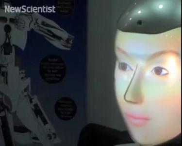 SociBot – робот, меняющий лица