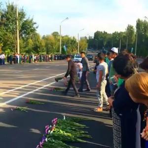 Каримов похороны