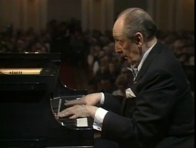 Horowitz Plays Scriabin Etude Op. 8 No. 12