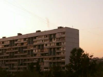 Взрыв в москве