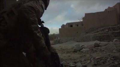 Бой морпехов США, Логар, Афганистан.