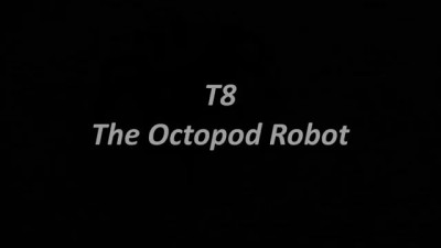 Берегитесь: робот-паук T8!