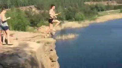 Чемпион по прыжкам