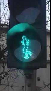 Бишкекский светофор
