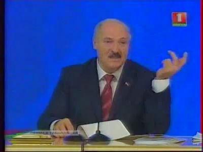 Лукашенко рассказали анекдот про Лукашенко