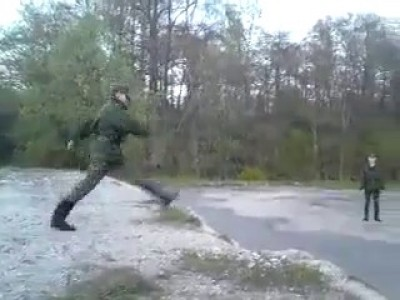 Русская армия: Воинская часть СС (Деды стебутся)