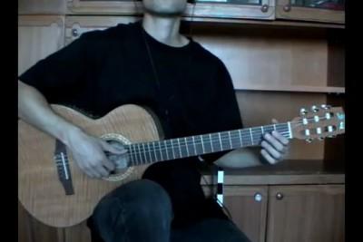 Максим Чигинцев - Я свободен (Кипелов)