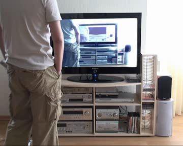 Краш-тест телевизора