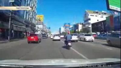 Крупный метеорит упал в Таиланде