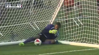 Minnesota United Goalkeeper Scores Incredible Own Goal Vs. Bournemouth